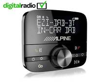 Alpine EZI DAB BT In-Car Universal DAB & Bluetooth Vivavoce Upgrade Kit Adattatore