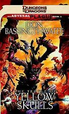 The Temple of Yellow Skulls: Abyssal Plague, Book 1 by Bassingthwaite, Don