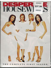 Desperate Housewives - The Complete First Season 2005, 6-DVD Set) NEW SEALED