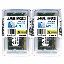 1GB KIT 512MB X2 APPLE iBook PowerBook G4 PC2700 333Mhz Sodimm Laptop Memory Ram