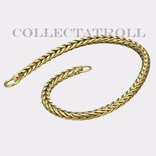 Authentic Troll bead 14K Bracelet No Lock 7.3 Trollbead