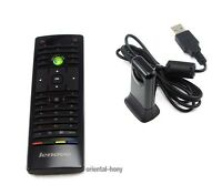 Lenovo Microsoft MCE Media Center Remote Control USB IR Receiver OVU710018/01