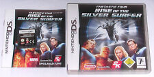 Spiel: FANTASTIC FOUR Rise Of The Silversurfer Nintendo DS + Lite + Dsi +3DS 2DS