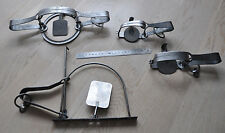 snares steel Traps SET  4 pcs Brand New Russian