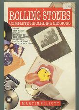 Rolling Stones Complete Recording Sessions 1963-1989    RBX