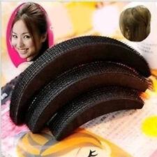 3Pcs Women Black Hair Styling Clip Stick Bun Maker Braid Tool Hair Accessories