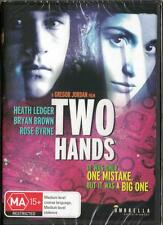 TWO HANDS - HEATH LEDGER - NEW & SEALED DVD - FREE LOCAL POST