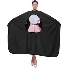 Salon Barber Waterproof Hair Cutting Hairdresser Cape Gown Cloth Haircut Apron