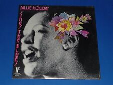 """BILLIE HOLIDAY - """"SINGS THE BLUES"""" -  RECORD ALBUM - STILL SEALED!"""