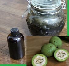 Black Walnut Extract 4 oz Parasite Cleanse Green Tincture healing remedy Herbal