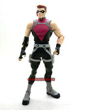"DC Universe Classic Young Justice Red Arrow No Bow 6"" Loose Action Figure"
