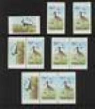 Nederland alle combinaties  uit  postzegelboekje 30  postfris/MNH