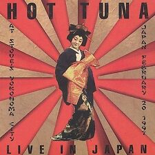 Live In Japan - At Stove's Yokohoma City 02/20/97 by Hot Tuna