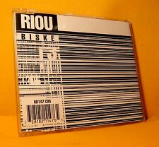 KK Records - kk 147 cds - Riou - Biske EP - Techno, Minimal - CD Single - 1996