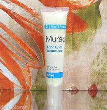 MURAD ACNE SPOT TREATMENT 0.5oz / 15ml, NEW SEALED!!! FAST SHIPPING!! EXP. 12/18