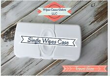 Travel Size Baby Wipes Case