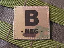 Patch Velcro ..:: B - NEG - ::.. MULTICAM