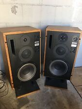 Vintage pair of Jensen system C monitor speakers Rare speakers.