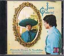 Balada 70s 80s JUAN GABRIEL con el Mariachi Vargas de Tecalitlan DONDE ANDARA?