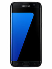 Samsung Galaxy S7 edge SM-G935 (Latest Model) - 32GB - Black Onyx (T-Mobile)...