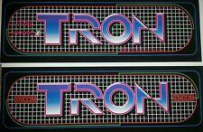 TRON arcade marquee