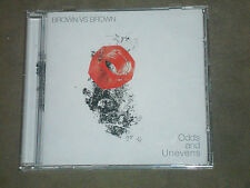 Odds and Unevens by Brown vs Brown (CD, Feb-2010, Cuneiform Records)