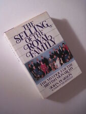 Selling Of The Royal Family Hardcover! 1986 1st-Print!  (Princess Diana)