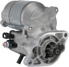 KUBOTA STARTER MOTOR D1105BH, V1505BH, D905E-BX,KX61-2,KX91-2,BX22,D90SE-BX NEW!