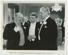 W. C. FIELDS, THURSTON HALL? + JOHN ARLEDGE MOVIE STILL 8X10 PHOTO REPRINT