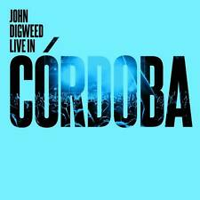 JOHN DIGWEED Live In Cordoba 3CD Box 2012 Robert Babicz Guy J Nick Muir Pig&Dan
