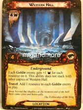 Lord of the rings lunaires - 1x western Hall #008 - Nightmare Deck Khazad-Dum