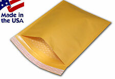 "1000 #0 6X10 Kraft Bubble Mailers Padded Envelopes Bags 6""x10"""