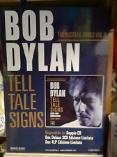 NO CD/LP - BOB DYLAN - TELL TALE SIGNS - CARTONATO RIGIDO - CM 98 X CM 60
