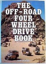 THE OFF-ROAD FOUR WHEEL DRIVE BOOK  JACK JACKSON CAR BOOK