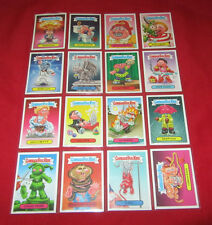 2012 GARBAGE PAIL KIDS BNS1 MAGNETS SET 1-16       NM/MT