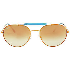 Ray Ban Round Copper Gradient Flash Sunglasses RB3540-198/7Y-56