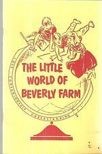 The Little World of Beverly Farm Godfrey Illinois