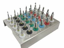Dental Implant Conical Drills Kit with Stopper Set of 30 PCs/ Dental Implant Kit
