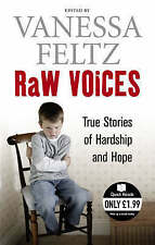 FELTZ,VANESSA-RAW VOICES (QK RD) BOOK NEW