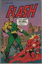FLASH  cenisio   N.6 DOPPIA DOSE DI PERICOLO the elongated man