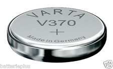10 Stück Varta 370 Uhrenbatterie 1,55V SR920W / V370