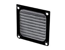 Griglia di protezione 92X92 con filtro antipolvere in alluminio per ventola