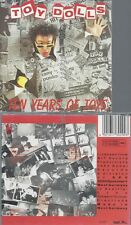 CD--TOY DOLLS -- TEN YEARS OF TOYS