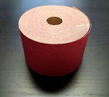 3M Red Sandpaper 80 Grit Continuous Roll stick it for longboard and block