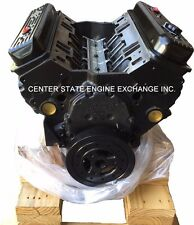 Reman 5.7L/350, 330HP Vortec Marine Base Engine. Replaces Mercruiser years 96-up