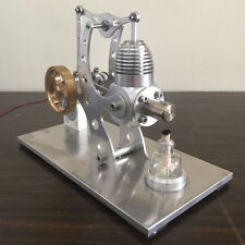 New Hot Air Stirling Engine Model Power Electricity Generator Engine Motor Toy