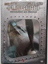 Die Geschichte der Fliegerei - Teil 2 Revolution am Himmel - Düsenflugzeug & Co
