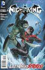 NIGHTWING #14 DEATH OF THE FAMILY EVENT JOKER DC NEW 52 COMIC BOOK LADY SHIVA 1