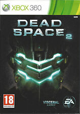 DEAD SPACE 2 for Xbox 360 - with box & manual - PAL