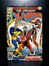COMICS: Marvel: Uncanny X-men #124 (1979), Spiderman app - RARE (wolverine/thor)